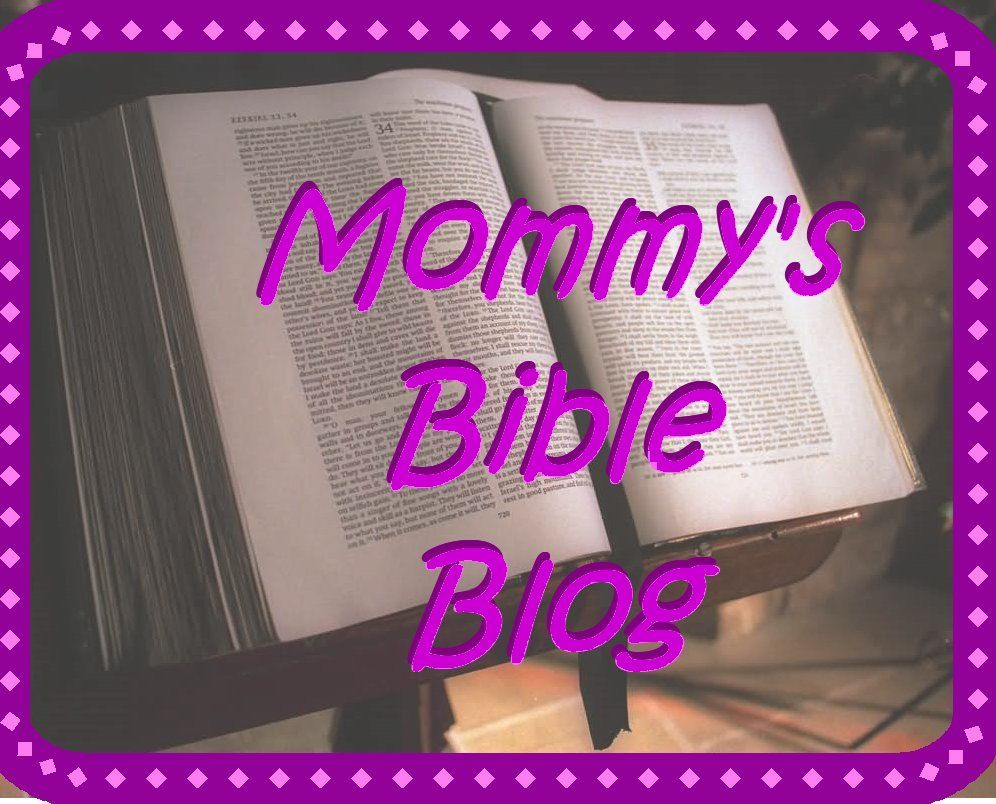 Mommy's Bible Blog