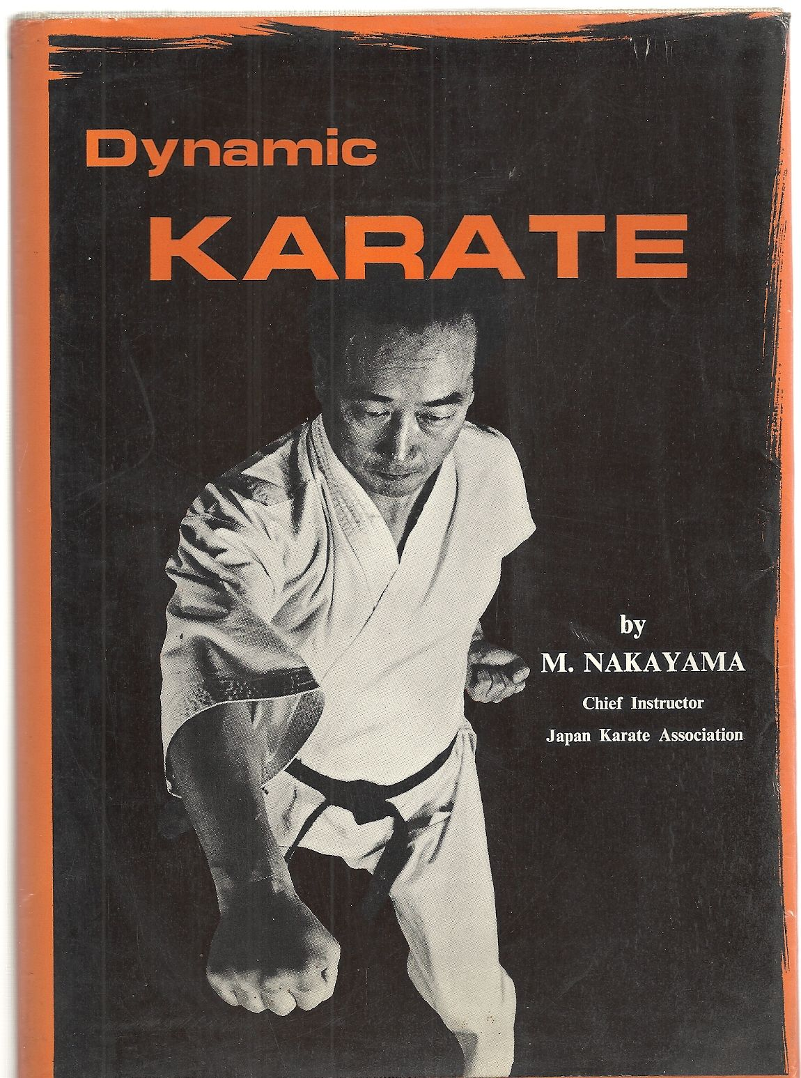 Dynamic Karate, Nakayama, M