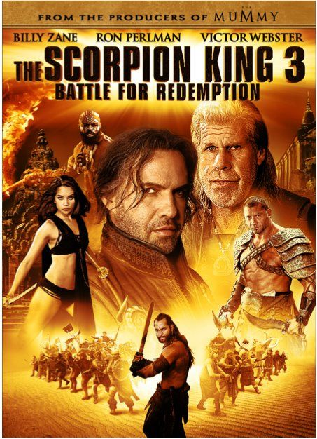 The Scorpion King 3 - Battle For Redemption 2012 DVDRiP XviD AC3
