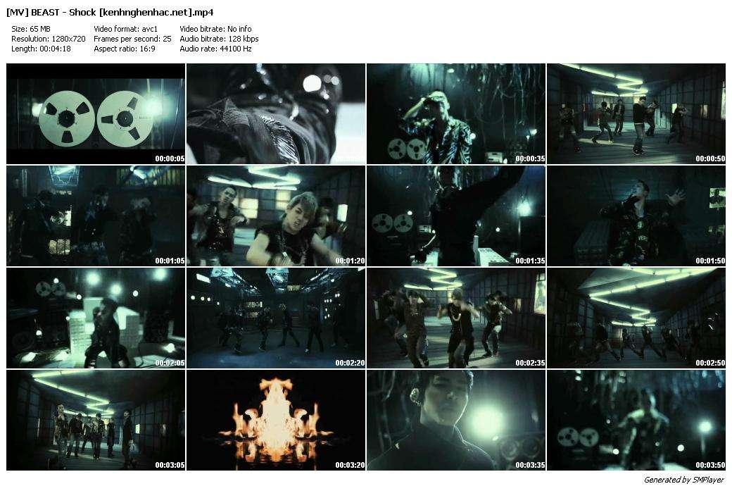 Download [mini album] beast – shock of the new era.
