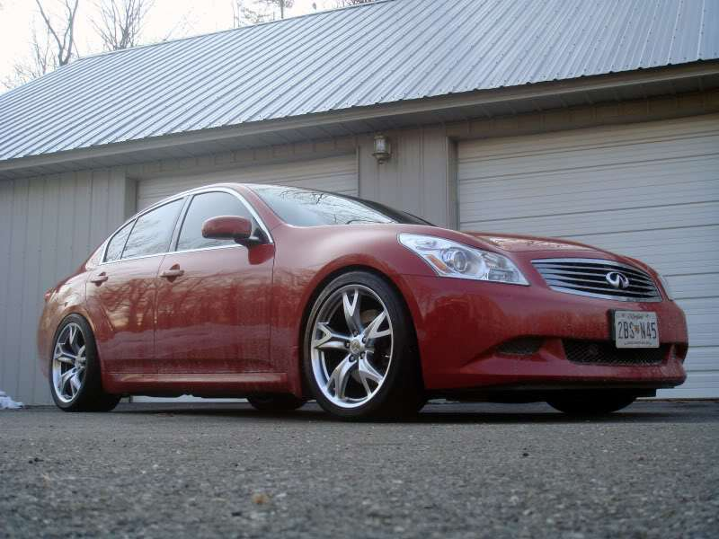 Help Me Choose 19 G37s Coupe Wheels Or 370z 19 Ray S For My Sedan